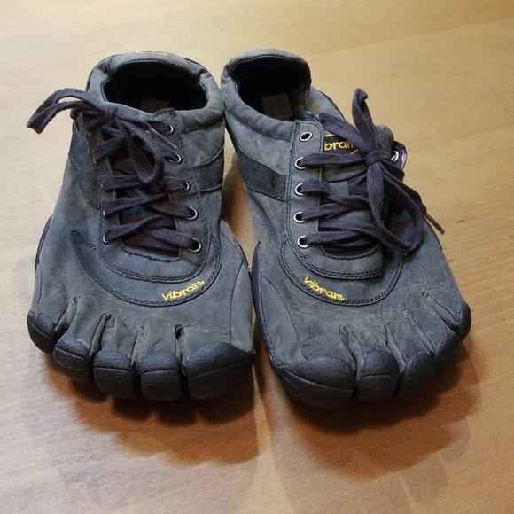 a28dfeb09cc Vibram five fingers M5088 trek LS leather size 44